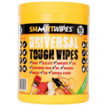 Smaart Universal Tough Wipes 90 Pack